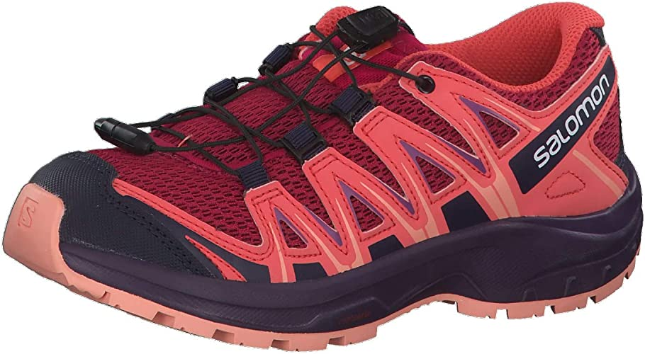 SALOMON XA Pro 3D J, Zapatillas de Trail Running Unisex Adulto: Amazon.es: Zapatos y complementos