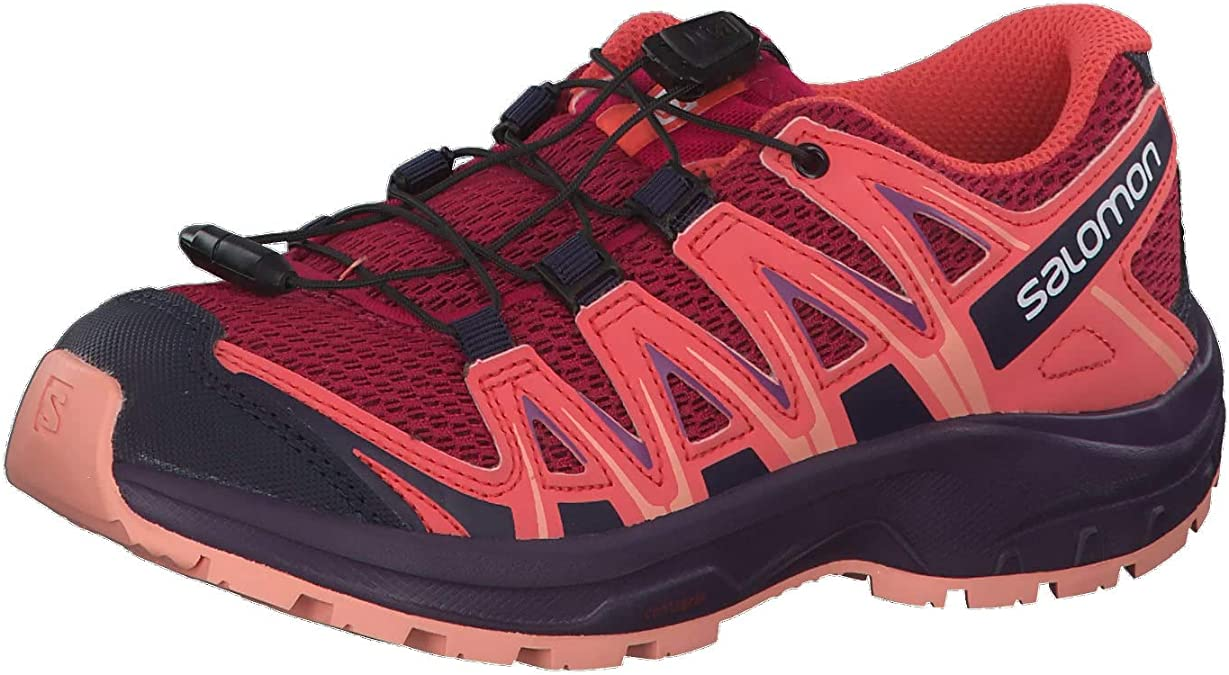 Salomon XA Pro 3D J, Zapatillas de Trail Running Unisex Niños: Amazon.es: Zapatos y complementos