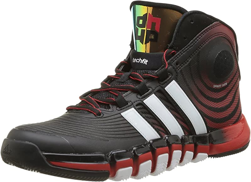 adidas D Howard 4 - Zapatillas de baloncesto para hombre, Black ...