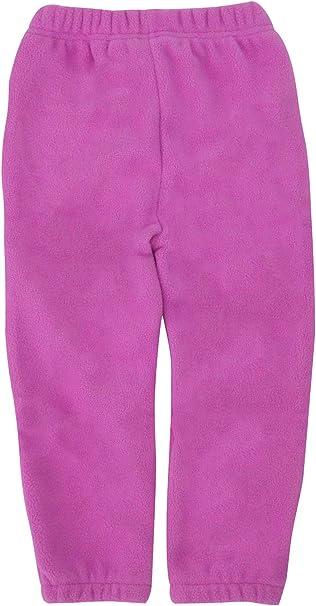 ZETA DIKES Boys Girls Fleece Jogger Pants Elastic Waist Fit Sports Sweatpants