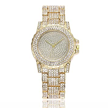 Amazon.com: Swyss - Reloj de pulsera analógico de cuarzo ...