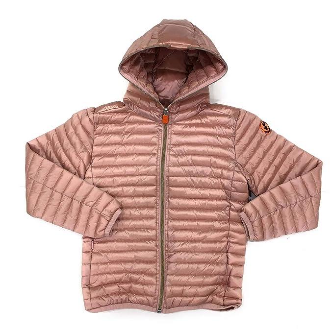 nueva colección seleccione para el más nuevo gran venta Save the duck - Abrigo - para niña Blush Pink 2 Años: Amazon ...