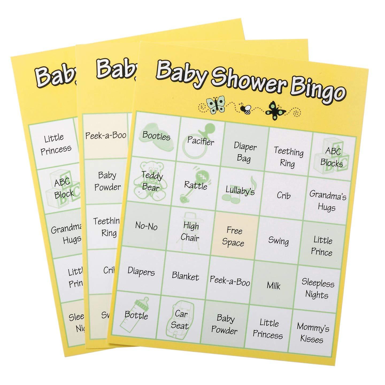 正規品 Bulk Crafts Buy : : Darice DIY Crafts Bingoカードベビーシャワーイエロー、グリーン 6パック)、ホワイトMix 24ピース( 6パック) 1405 – 78 B00KDMVCL6, シイダマチ:72116569 --- realcalcados.com.br