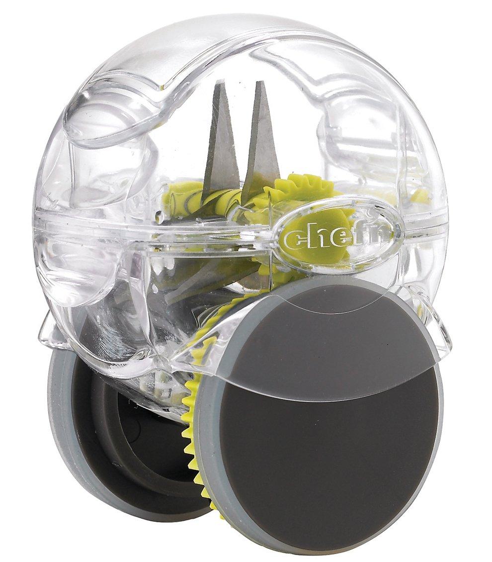 Amazon.com: Chefu0027n GarlicZoom XL Rolling Garlic Chopper, Avacado: Garlic  Peeler: Kitchen U0026 Dining