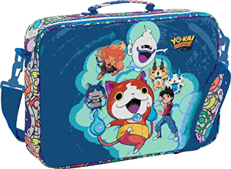 Sportandem Yo Kai Watch Team Mochila Tipo Casual, 38 cm, Multicolor: Amazon.es: Equipaje