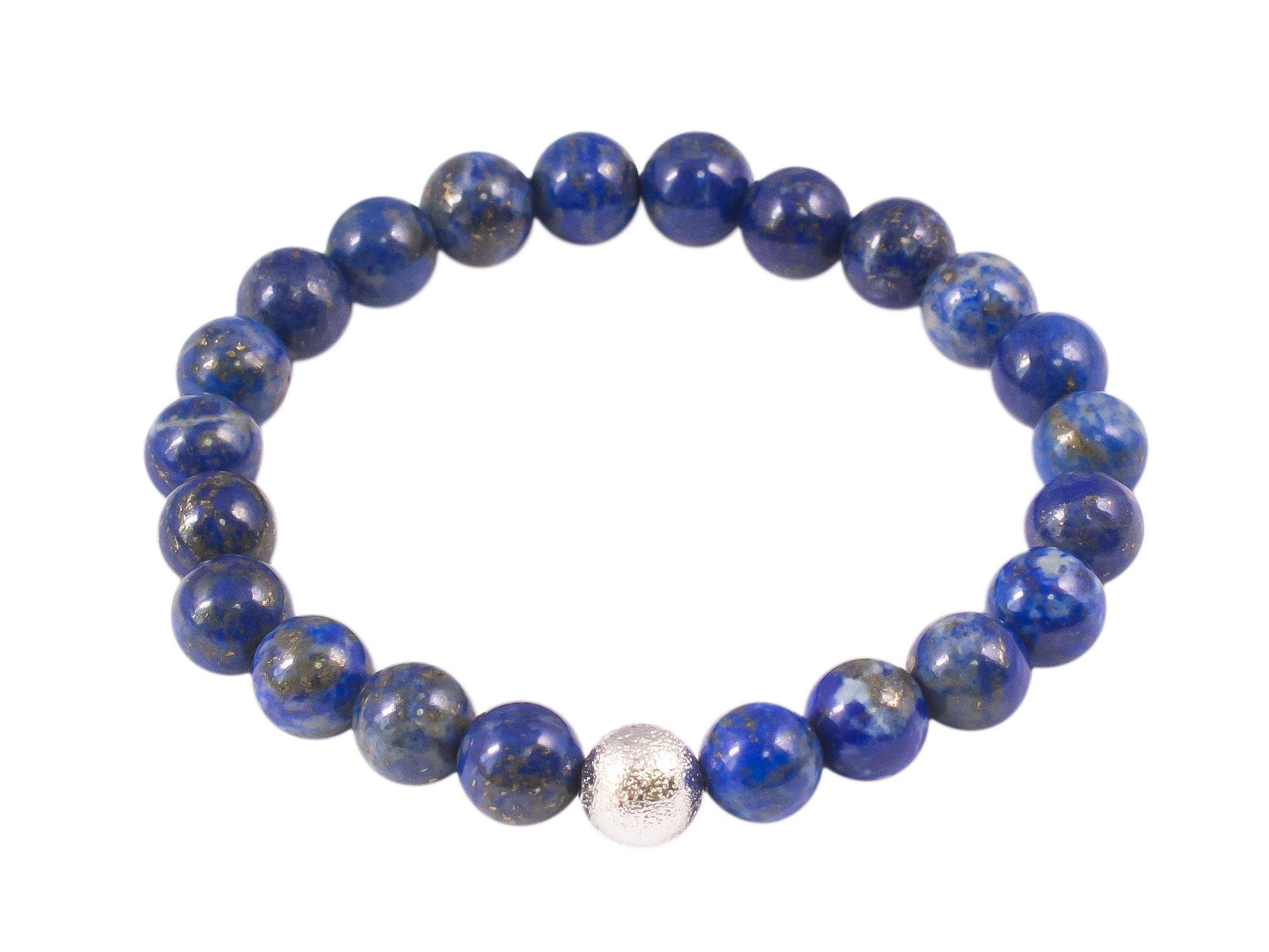 Shinus OKIKO Women Bracelet Handmade Gemstone Charm Rosary Boho Fashion Jewelry Natural Gift Design