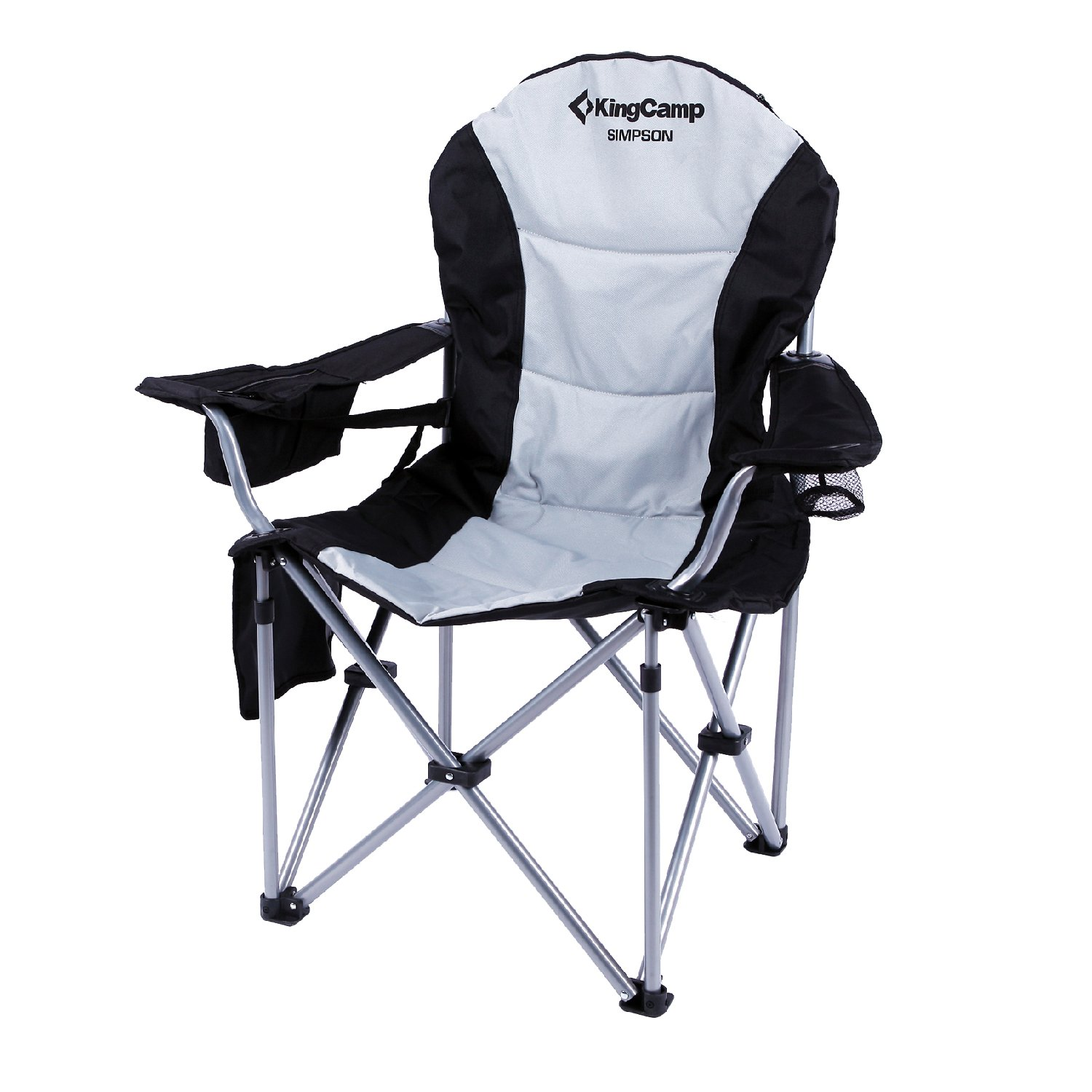 KingCamp Folding Lumbar Back Support Chair