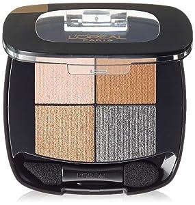 L'Oréal Paris Colour Riche Eye Pocket Palette Eye Shadow, French Biscuit, 0.1 oz.