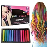 Hair Chalk,Hair Chalk Pens,Temporary Hair