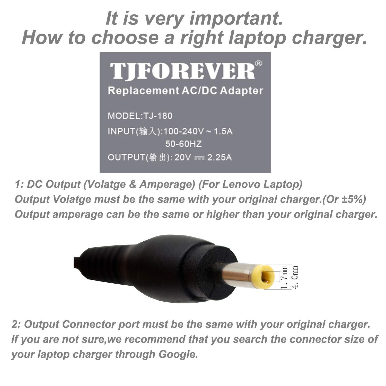 Chargeur Ordinateur Portable Lenovo 20V 3.25A 65W pour Lenovo Adlx65nlc3a Adlx65ncc3a Adlx65ndc3a Thinkpad X1 Carbon Flex 2 3 14 15 Yoga 2 Pro 11 11S Alimentation Adaptateur Secteur