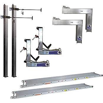 Qualcraft 2200 Pump Jack Steel Scaffolding Scaffolding
