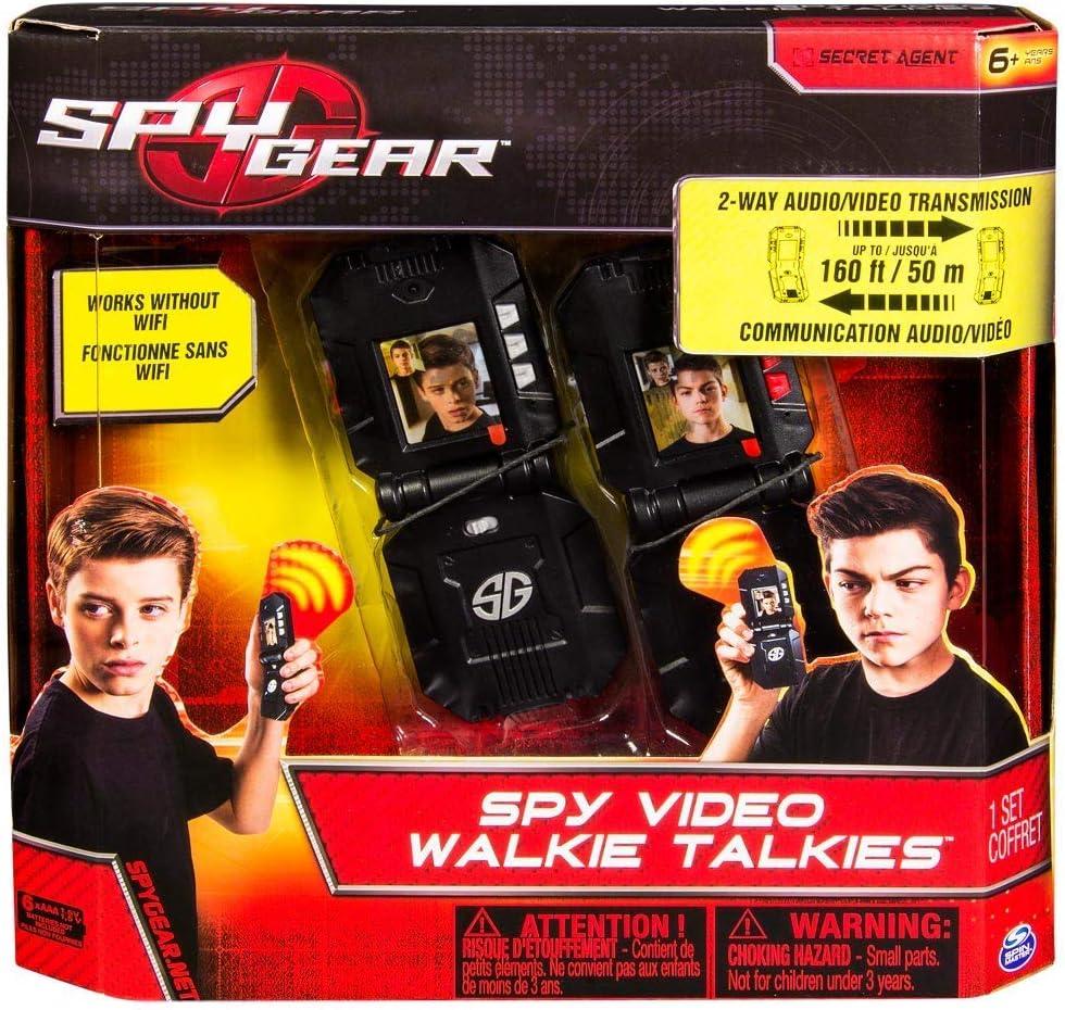 SPY Gear Walkie Talkie