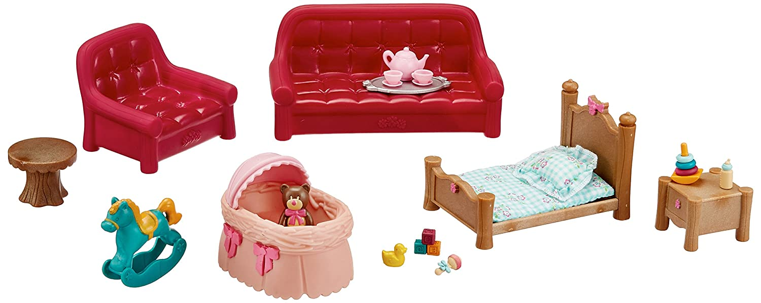 Good Lil Woodzeez Living Room Nursery Set
