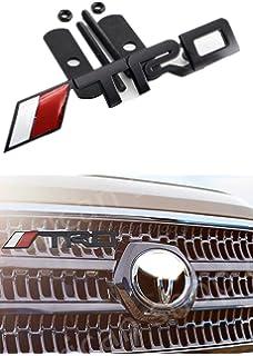 NEW Chrome FJ Cruiser Adhesive 3D Badge Emblem FJ Badge Chrome FJ PAIR 2