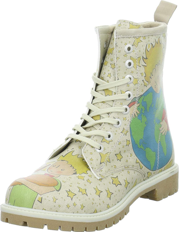 Juego de Mesa Contenido en alem/án Dogo Boots Shes My Rose Le Petit Prince
