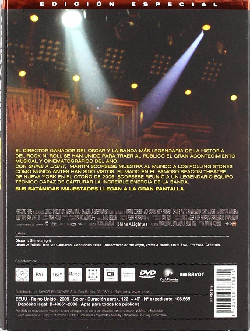 Shine a light (Edición especial) [DVD]: Amazon.es: Buddy Guy ...