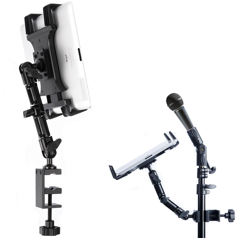 Amazon.com: TACKFORM Soporte para tableta para micrófono ...
