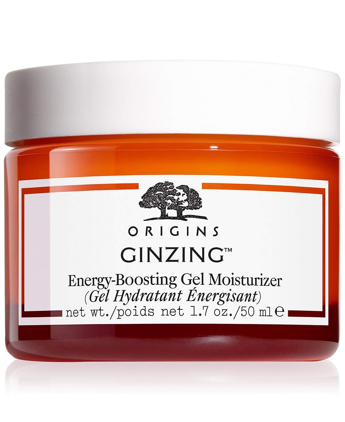 Origins Ginzing Energy Boosting Gel Moisturizer/Cream 1.7 ounce/50milliter Unbox by Origins