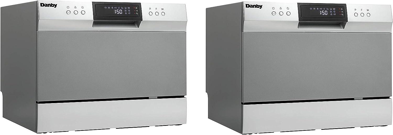 Danby DDW631SDB Countertop Dishwasher