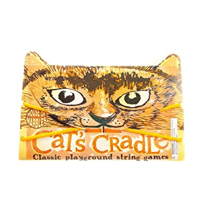 House of Marbles Cat's Cradle Classic Playground String Game: Toys & Games