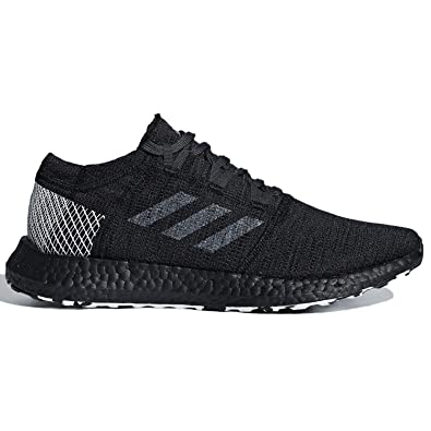 adidas men running shoes black