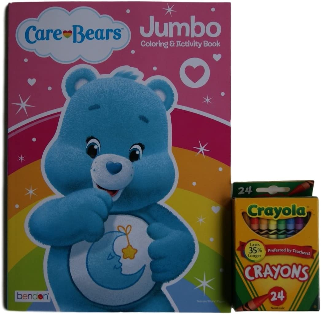 care bears coloring pages bedtime bear Coloring4free ... | 1028x1045
