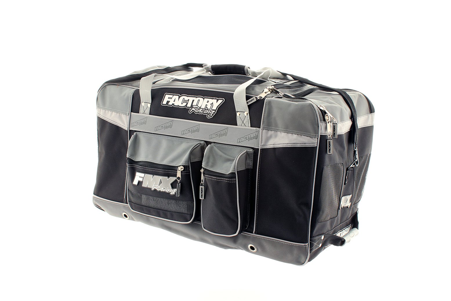Factory FMX Motorcross Gear Bag XLarge Grey