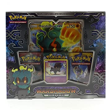 Pokemon JCC - Coleccion de Cartas Marshadow, Español