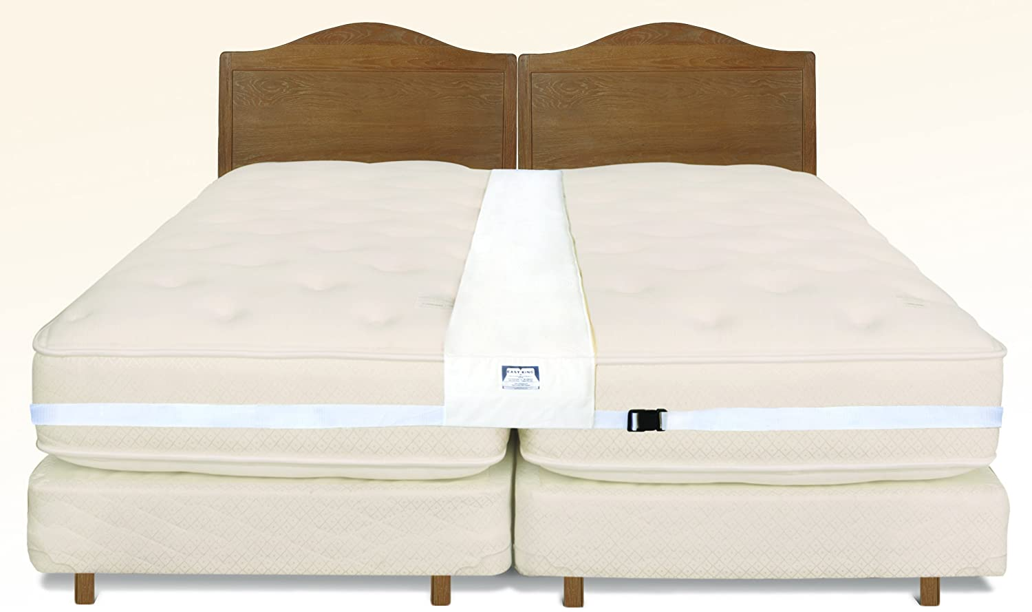 Twin Mattresses to King Connector Split Bed Bridge Twin to King Converter Kit