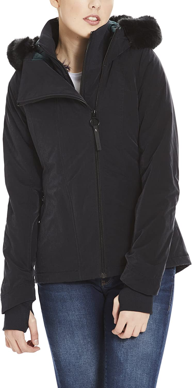 Bench Damen Core Asymmetrical Jacket Jacke