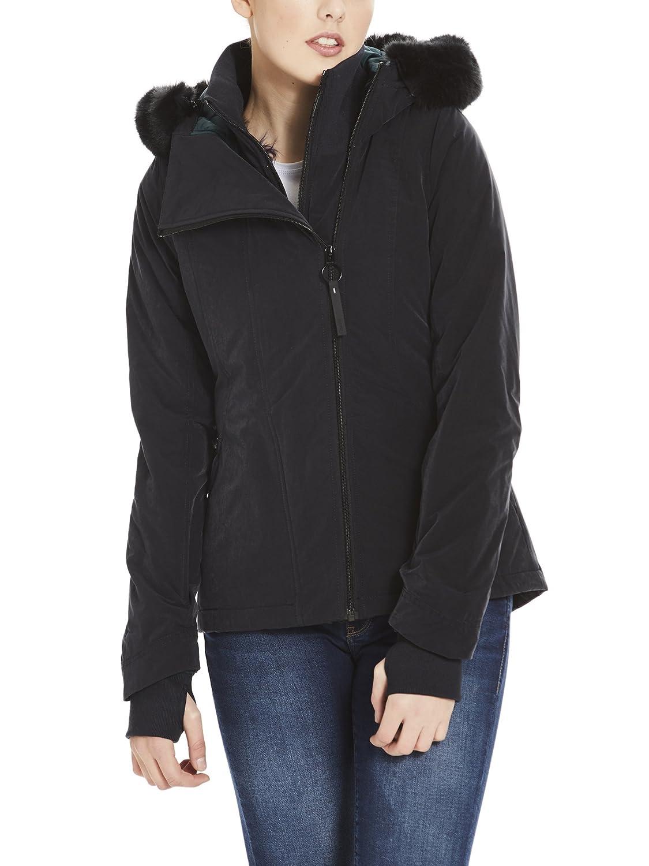 TALLA S. Bench Core Asymmetrical Jacket Chaqueta para Mujer