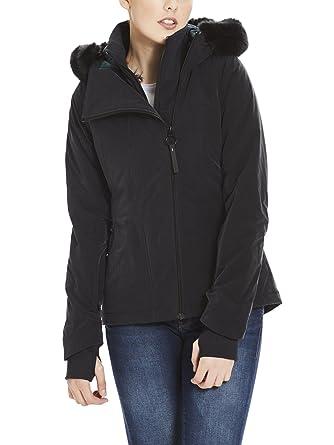 Femme Blouson Bench Vêtements Jacket Asymmetrical Core WCCUqAf