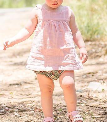 Amazon.com: LOOLY Bebé Trajes Unisex Niñas Niños Algodón ...