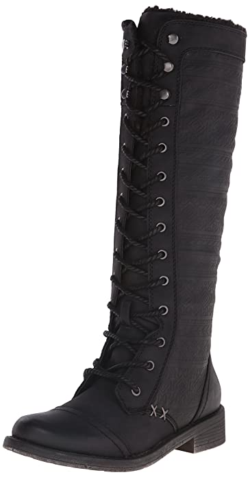 Amazon.com | Roxy Women's Breckenridge Winter Boot | Knee-High