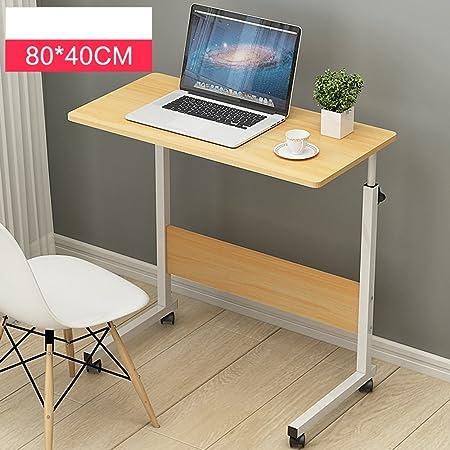 YNN Mesa de Ordenador portátil Lazy Bedside Bed Use la Mesa ...