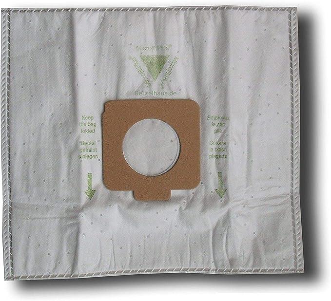 10 bolsas para aspiradora Moulinex Compact, De Luxe, 1000SL 1100SL 1150 1200 1250 1300 1350 1400 Turbo Electronic 1500 Boost Air 1600 vario, plus, sl: Amazon.es: Electrónica