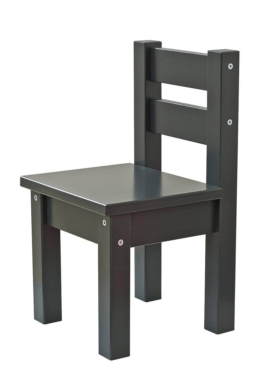Hoppekids MDF Mads Children's Chair, Wood, Blue MADS Children chair