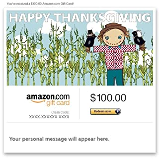 Amazon Gift Card - Email - Happy Thanksgiving (B004LLILNM) | Amazon price tracker / tracking, Amazon price history charts, Amazon price watches, Amazon price drop alerts