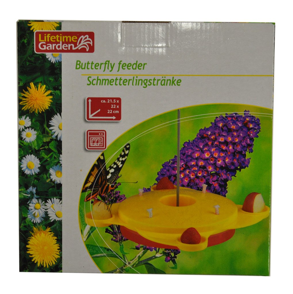 Lifetime Garden Butterfly Feeder Flostream