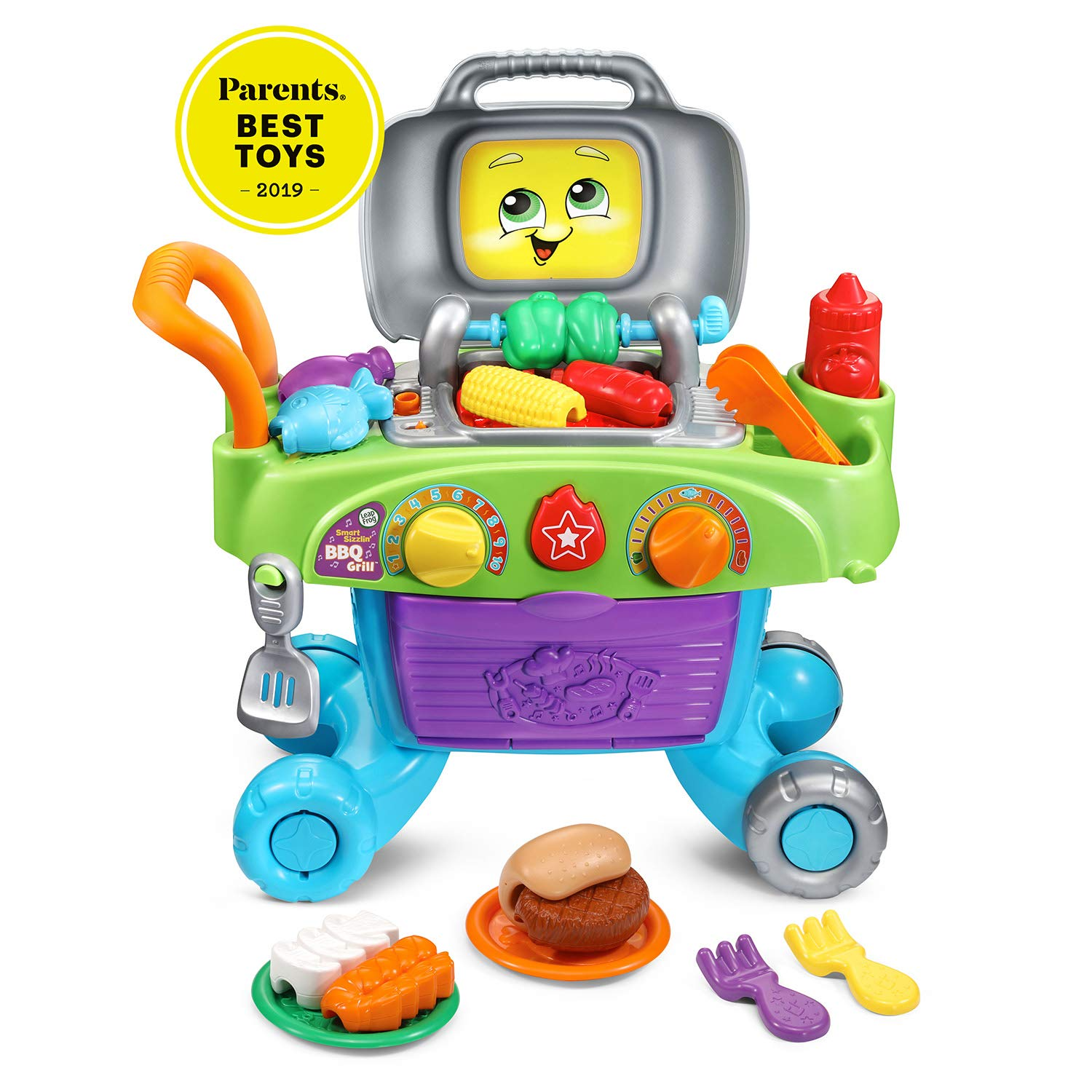 LeapFrog Smart Sizzlin' BBQ Grill by LeapFrog