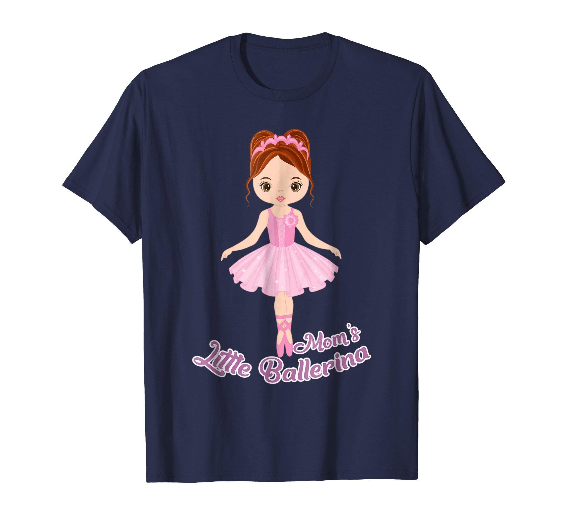 Moms-Little-Ballerina-Dancer-Standing-Shirt-Ballet-Gifts