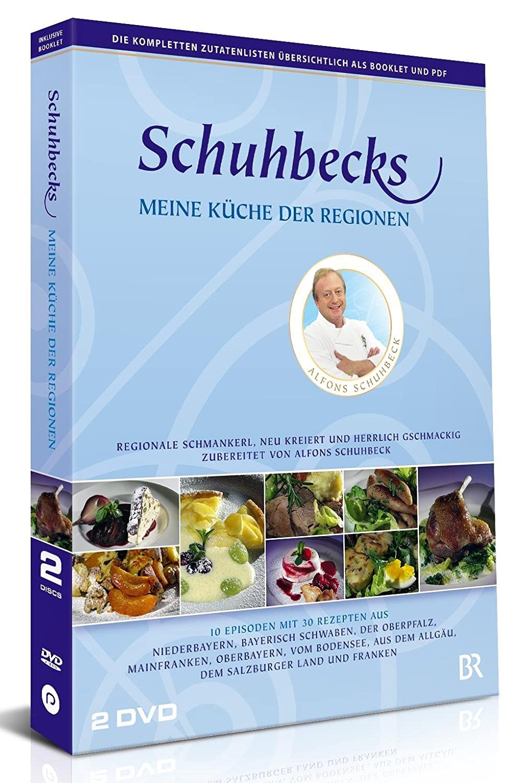Schuhbecks - Meine Küche der Regionen [2 DVDs]: Amazon.de: Alfons ...