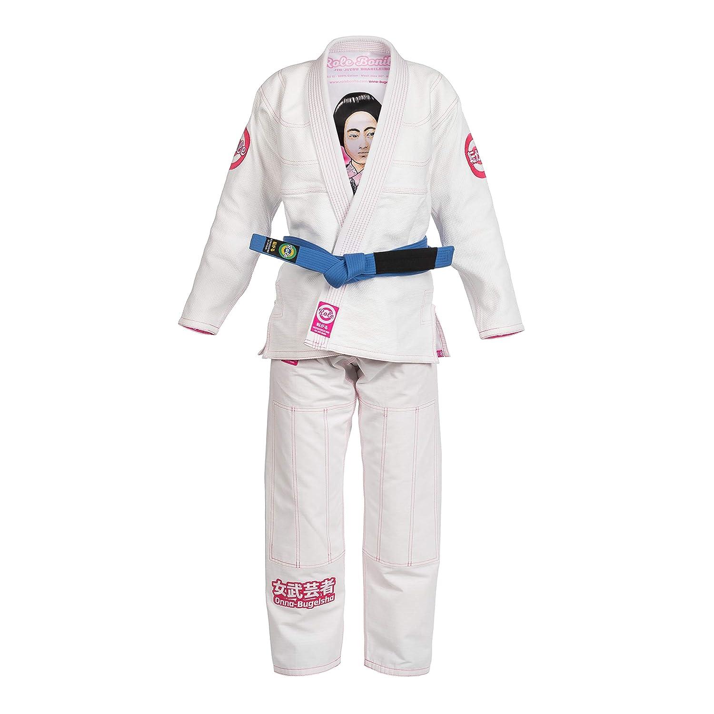 BJJ Damen Kimono Frauen Gi Jiu-Jitsu Weiblich Anzug Role Bonito Onna Bugeisha