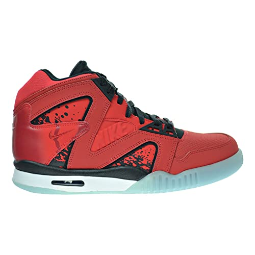 outlet store 7fe36 27ee3 Nike Air Tech Challenge Hybrid Mens Shoes Challenge RedBlackWhite  653873-600