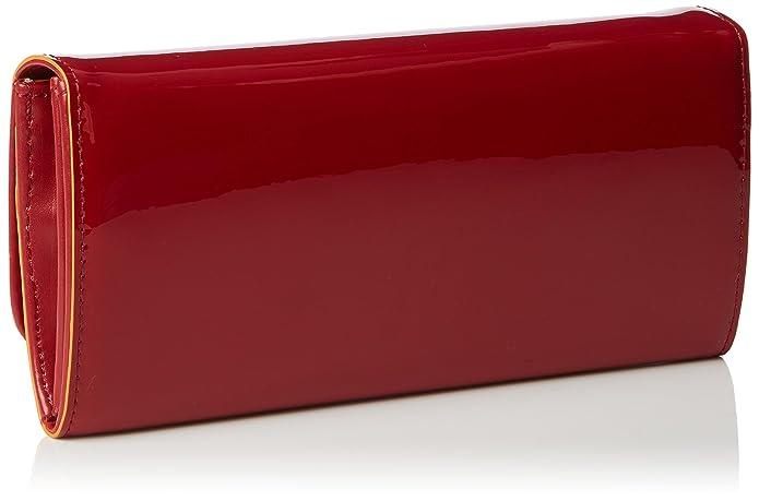 Bimba & Lola - Cartera para mujer, color rojo: Amazon.es: Zapatos y complementos