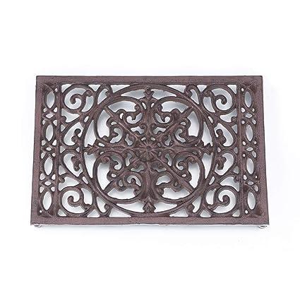 Antikas - reja antigua de hierro fundido - reja para la ventilación de aire caliente de