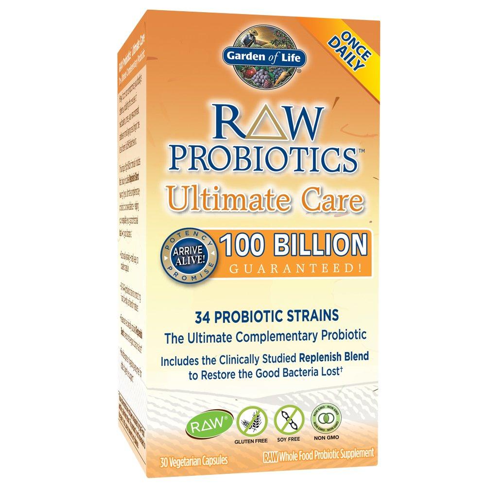 caps probiotics raw garden veggie ice life pr iherb women com of