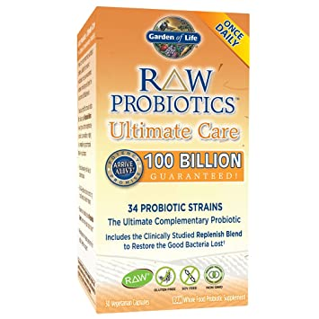 Perfect Garden Of Life   RAW Probiotics Ultimate Care   Acidophilus And  Bifidobacteria Live Culture Probiotic   Design Inspirations