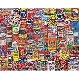White Mountain Wacky Jigsaw Puzzles, 1000 Piece