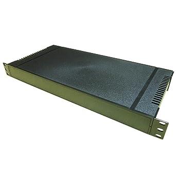 Caja de escritorio para circuito electrónico, 431x203 x 43 mm, plástico: Amazon.es: Industria, empresas y ciencia